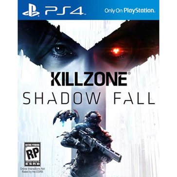 PS4 Killzone Shadow Fall