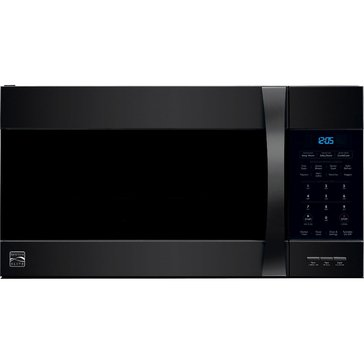 Kenmore Elite 1.5-Cu.Ft. Over-the-Range Convection Microwave, Stainless Steel (22-80363)