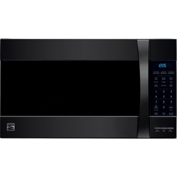 Kenmore Elite 1.8-Cu.Ft. Over-the-Range Convection Microwave, Stainless Steel (22-80373)
