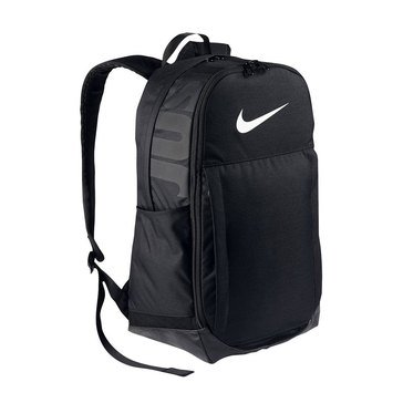 Nike Brasilia 7 XL Backpack - Black/White