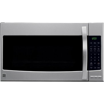 Kenmore 2.1-Cu.Ft. Over-the-Range Microwave, Stainless Steel (22-80353)