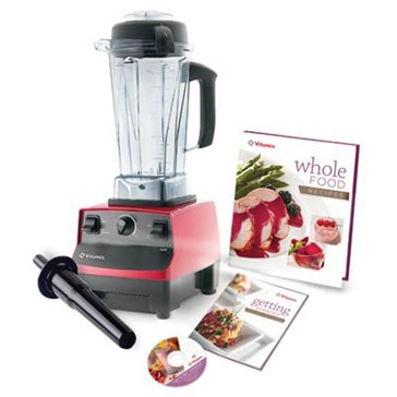 Vitamix 5200 Blender - Red