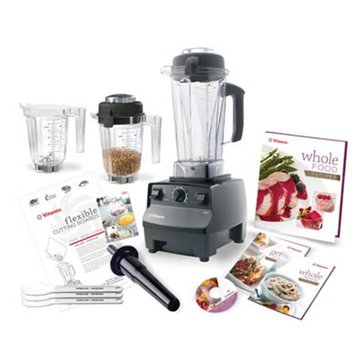 Vitamix 5200 Deluxe Blender Bundle - Black
