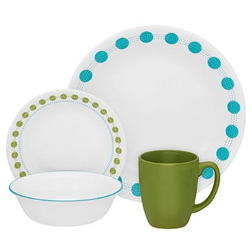 Corelle South Beach 16-Piece Dinnerware Set