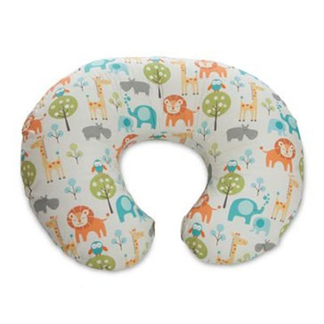 Boppy Peaceful Jungle Slipcovered Pillow