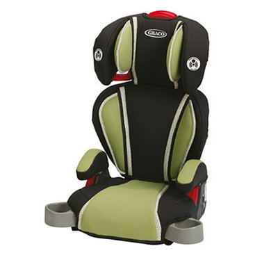Graco Highback Turbo Booster Car Seat, Go Green