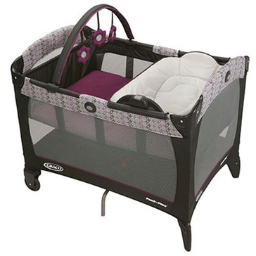 Graco-Pack 'n Play Reversible Napper And Changer, Nyssa