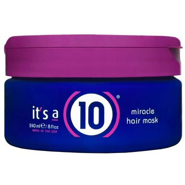 It's a 10 Miracle Hair Mask 10oz