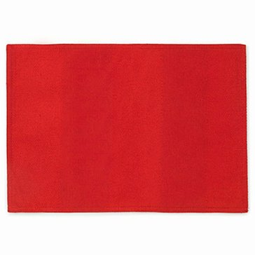 Gold Collection Twill Placemat, Red