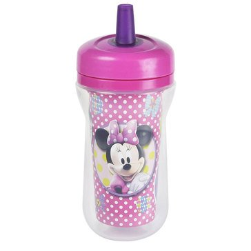 Disney's Minnie Mouse 9oz Insulated Straw Cup