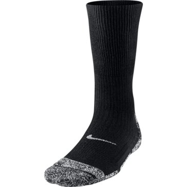 Nike 1PK Field Sock -Black - Size Medium