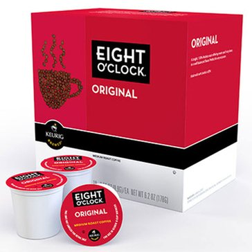 Eight O'Clock Coffee The Original K-Cup Pods, 18-Count