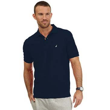 Nautica Performance Solid Deck Polo