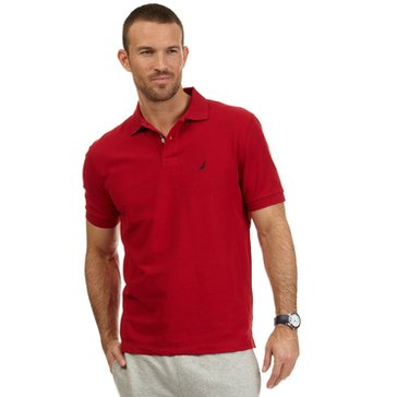 Nautica Men's Performance Deck Polo Shirt