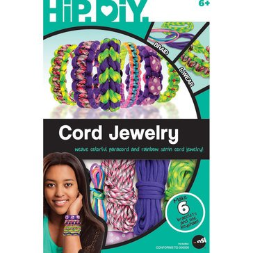 HIP DIY Cord Jewelry-Making Kit
