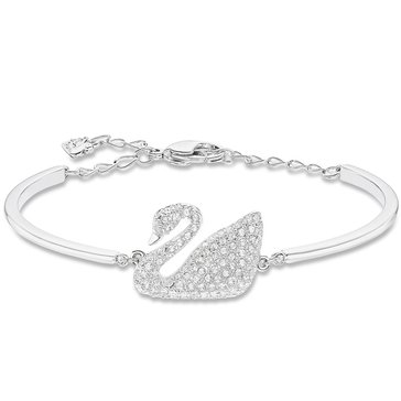 Swarovski Swan Bangle Crystal