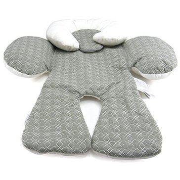 JJ Cole Infant Body Support, Graphite