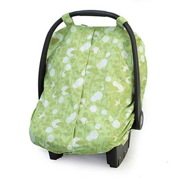 JJ Cole Car Seat Canopy, Spring Cotton