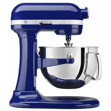 KitchenAid Professional 600 Series 6-Quart Bowl-Lift Stand Mixer - Cobalt Blue (KP26M1XBU)