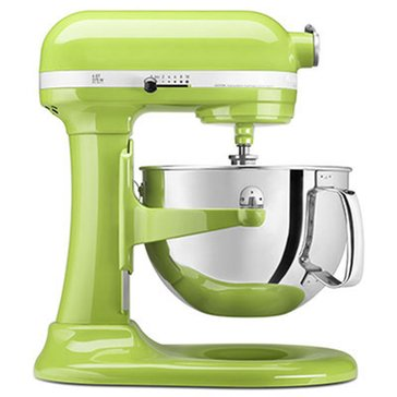 KitchenAid Professional 600 Series 6-Quart Bowl-Lift Stand Mixer - Green Apple (KP26M1XGA)