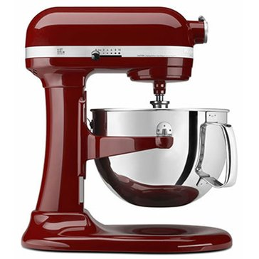 KitchenAid Professional 600 Series 6-Quart Bowl-Lift Stand Mixer - Gloss Cinnamon (KP26M1XGC)