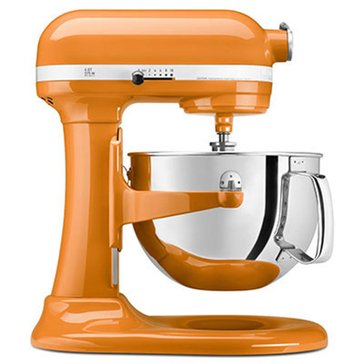 KitchenAid Professional 600 Series 6-Quart Bowl-Lift Stand Mixer - Tangerine (KP26M1XTG)