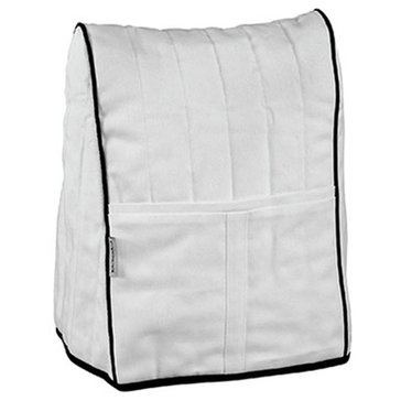 KitchenAid Cloth Cover For Stand Mixers - White (KMCC1WH)