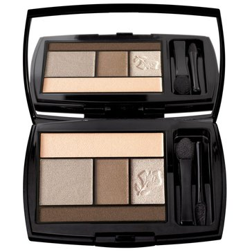Lancome Color Design Eye Brightening All-In-One 5 Shadow & Liner Palette - 108 Beige Brulee