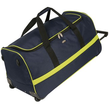 TRAVEL GEAR SPECTRUM 30 WH DUFFEL NAVY/ W/LIME