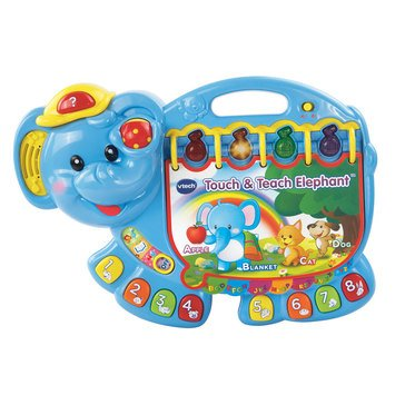 VTech Touch & Teach Elephant