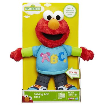 Playskool Sesame Street Talking ABC Elmo