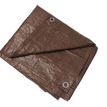Texsport Tarp 8X10 - Brown