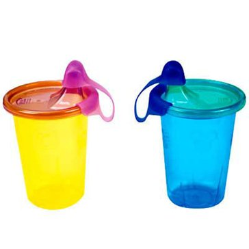 The First Years Take & Toss 10oz Spill Proof Cups
