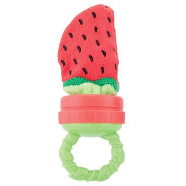 Sassy Strawberry Teether With Handle