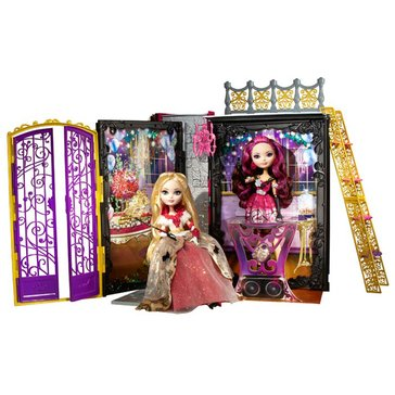 Ever After High Throne Coming Storybook & Briar