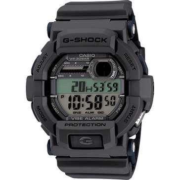 Casio Men's G-Shock Grey Digital Watch, 54mm
