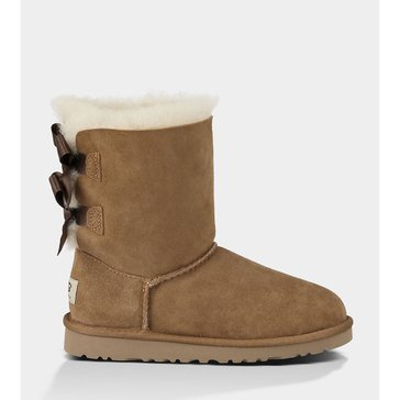 UGG K Bailey Bow Girls' Casual Boot