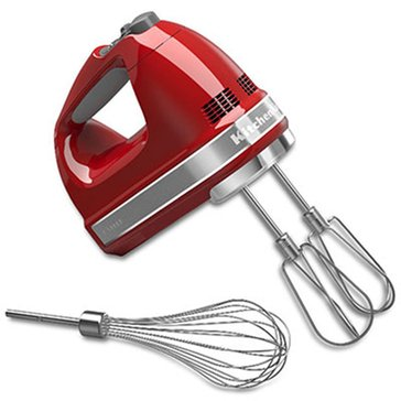 KitchenAid 7-Speed Digital Hand Mixer - Empire Red (KHM7210ER)
