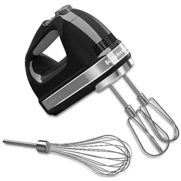 KitchenAid 7-Speed Digital Hand Mixer - Onyx Black (KHM7210OB)