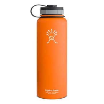 Hydro Flask 40oz. Wide Mouth Bottle - Orange Zest