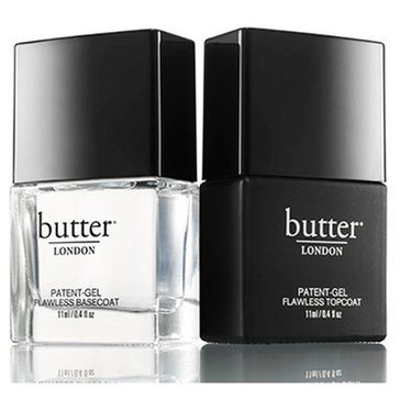 Butter London Patent Gel Top And Tails Set