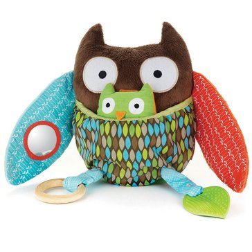Skip Hop Hug & Hide Owl Activity Toy