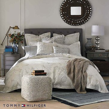 Tommy Hilfiger Mission Paisley Comforter - King