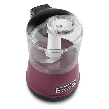 KitchenAid KFC3511BY 3.5-Cup Chopper - Boysenberry