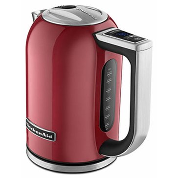 KitchenAid 1.7-Liter Electric Kettle - Empire Red (KEK1722ER)