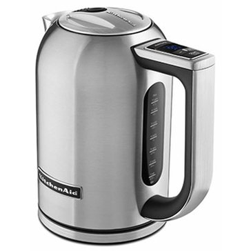 KitchenAid 1.7-Liter Electric Kettle - Brushed Stainless Steel (KEK1722SX)