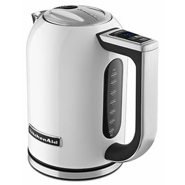 KitchenAid 1.7-Liter Electric Kettle - White (KEK1722WH)