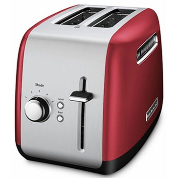 KitchenAid 2-Slice Wide Slot Toaster - Empire Red (KMT2115ER)