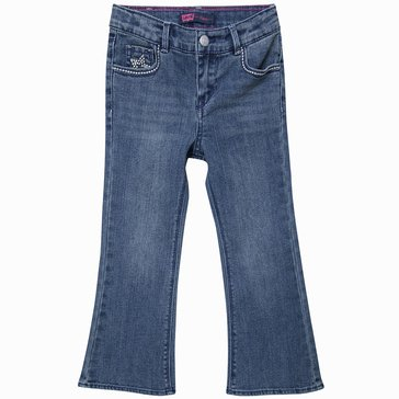 Levi's Toddler Girls' Claudia Flare Jeans