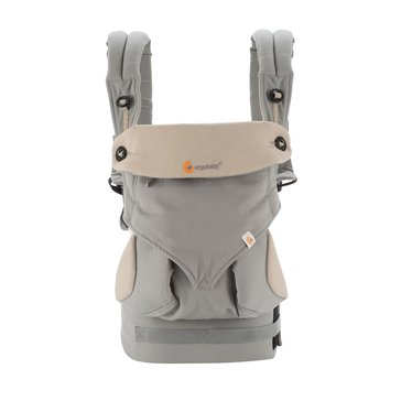 Ergobaby Four Position 360 Carrier, Grey